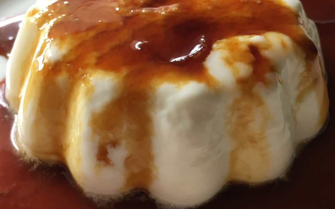 Caramel Lemon Syrup Recipe