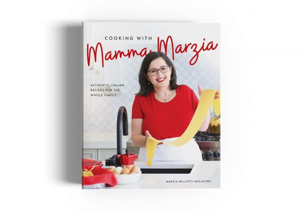 Cooking with Mamma Marzia | Cookbook